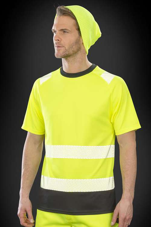 Result RECYCLED SAFETY T-PAITA