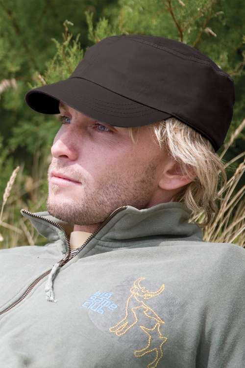 Result Headwear URBAN TROOPER ARMYLIPPIS