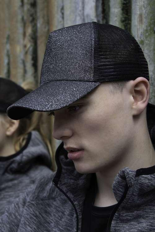 Result Headwear NEW YORK GLITTERLIPPIS